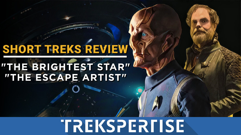 A New Trekspertise Review & The End of Wikisurfer Series One!