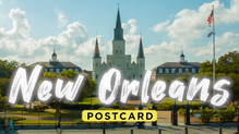 Postcard: New Orleans