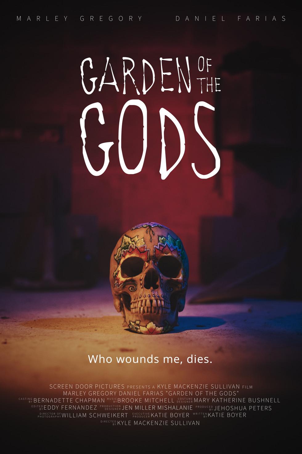 "Announcing ""Garden Of The Gods"", A New Short Film"