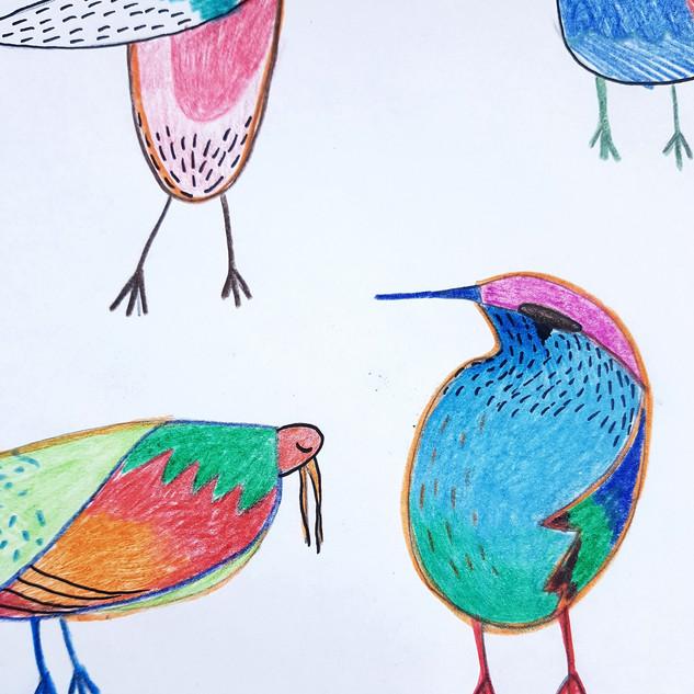 cours de dessin enfant 5-10ans