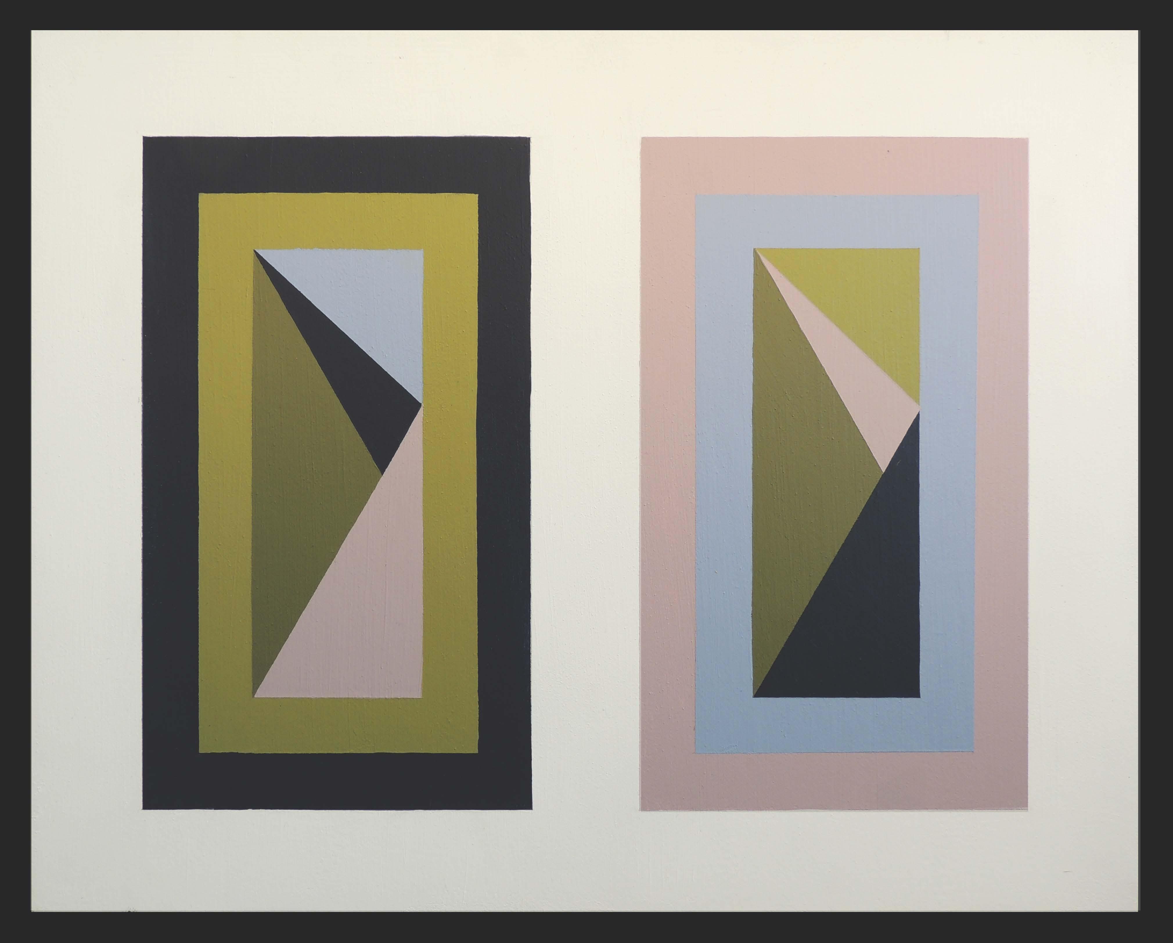 Color Theory, Acrylic