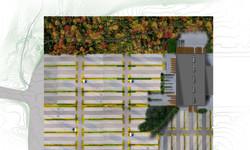 Bike Hostel Site Plan