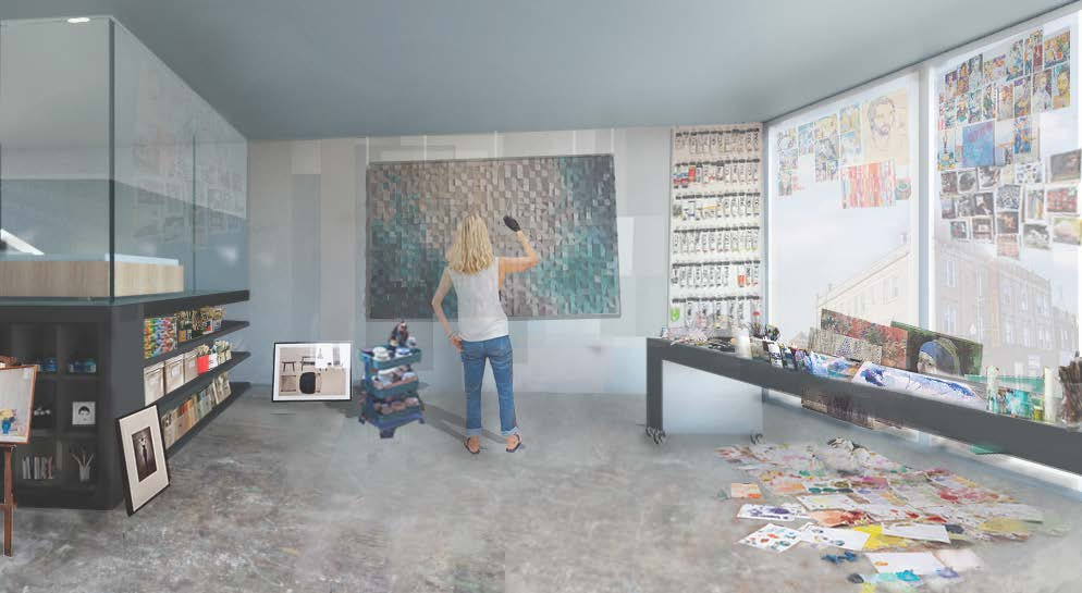 Artist in Residence Perspective