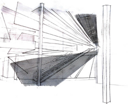 Sketch of Material Concept Model