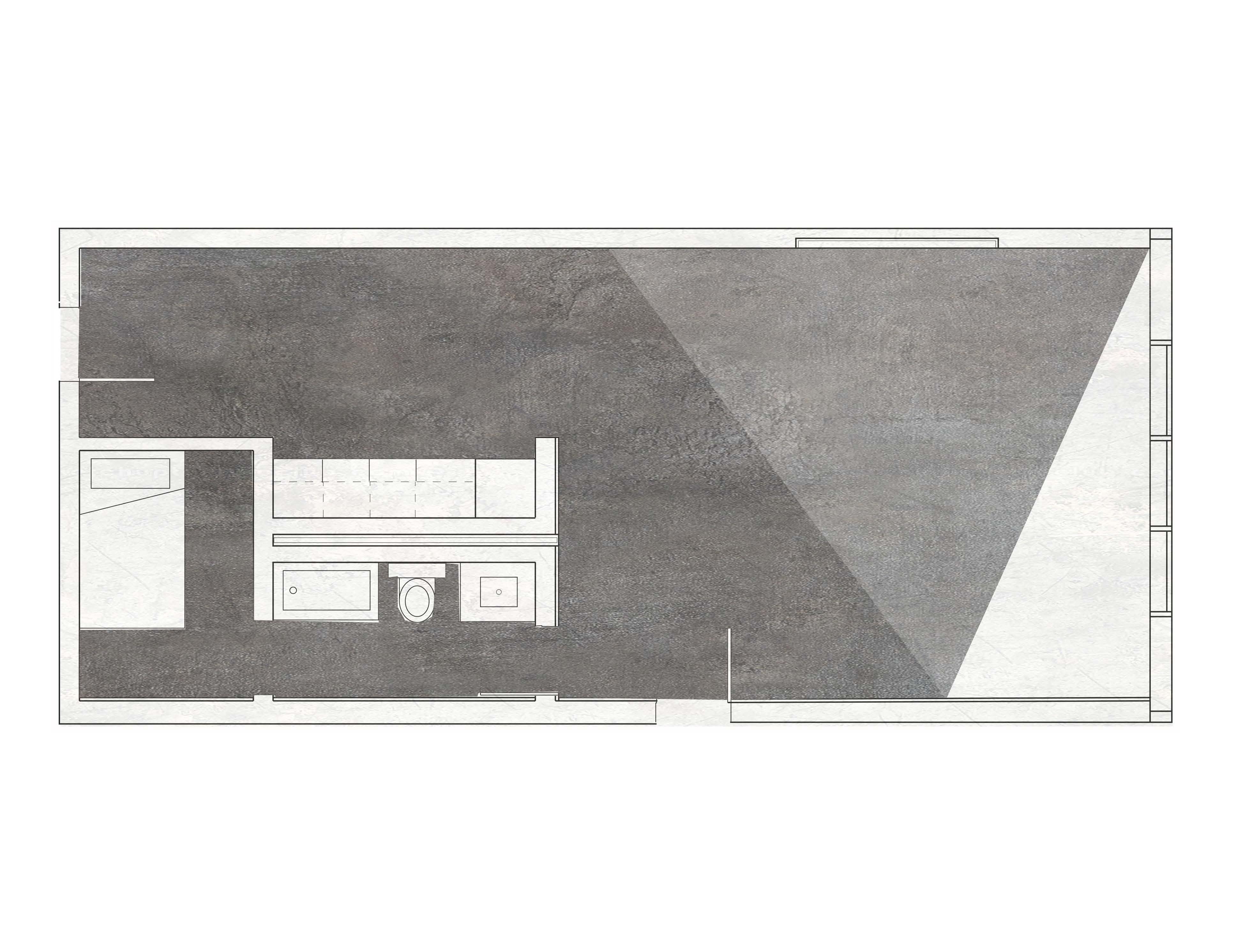 Artist in Residence Floor Plan