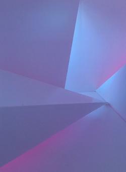 Interior View of Light Box