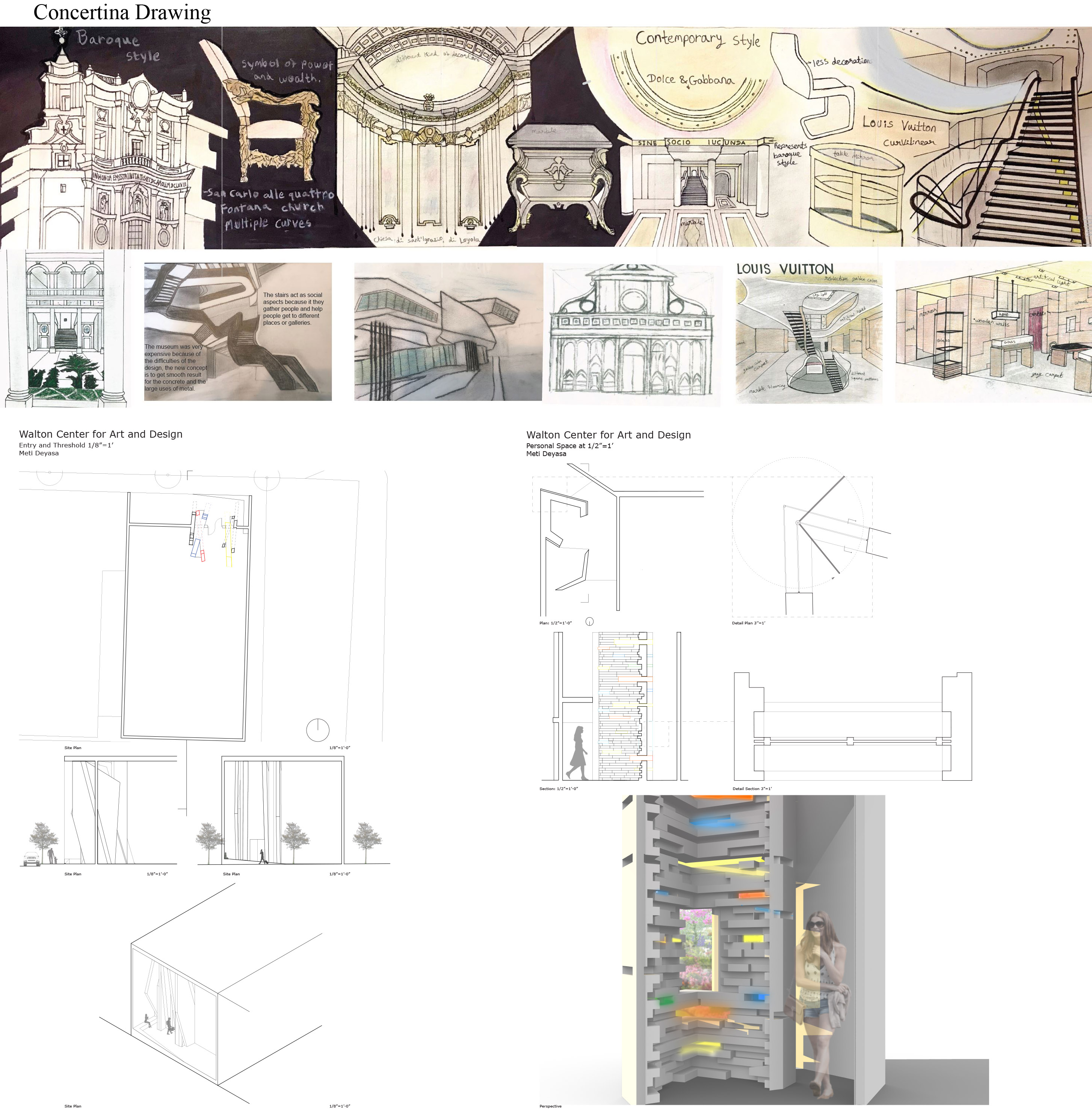 Drawings/Projects