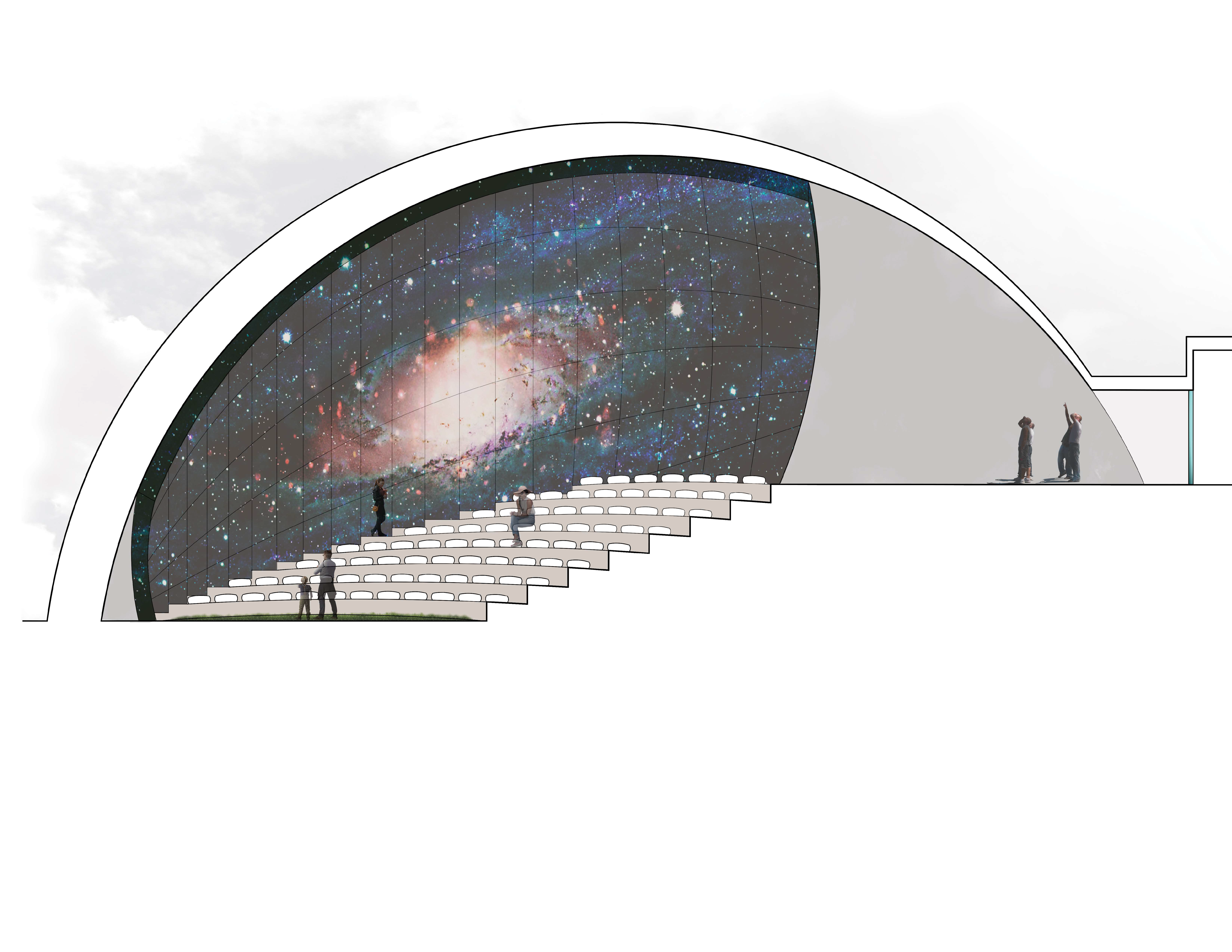 Planetarium for Children's Museum