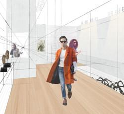 Gallery Hybrid Rendering