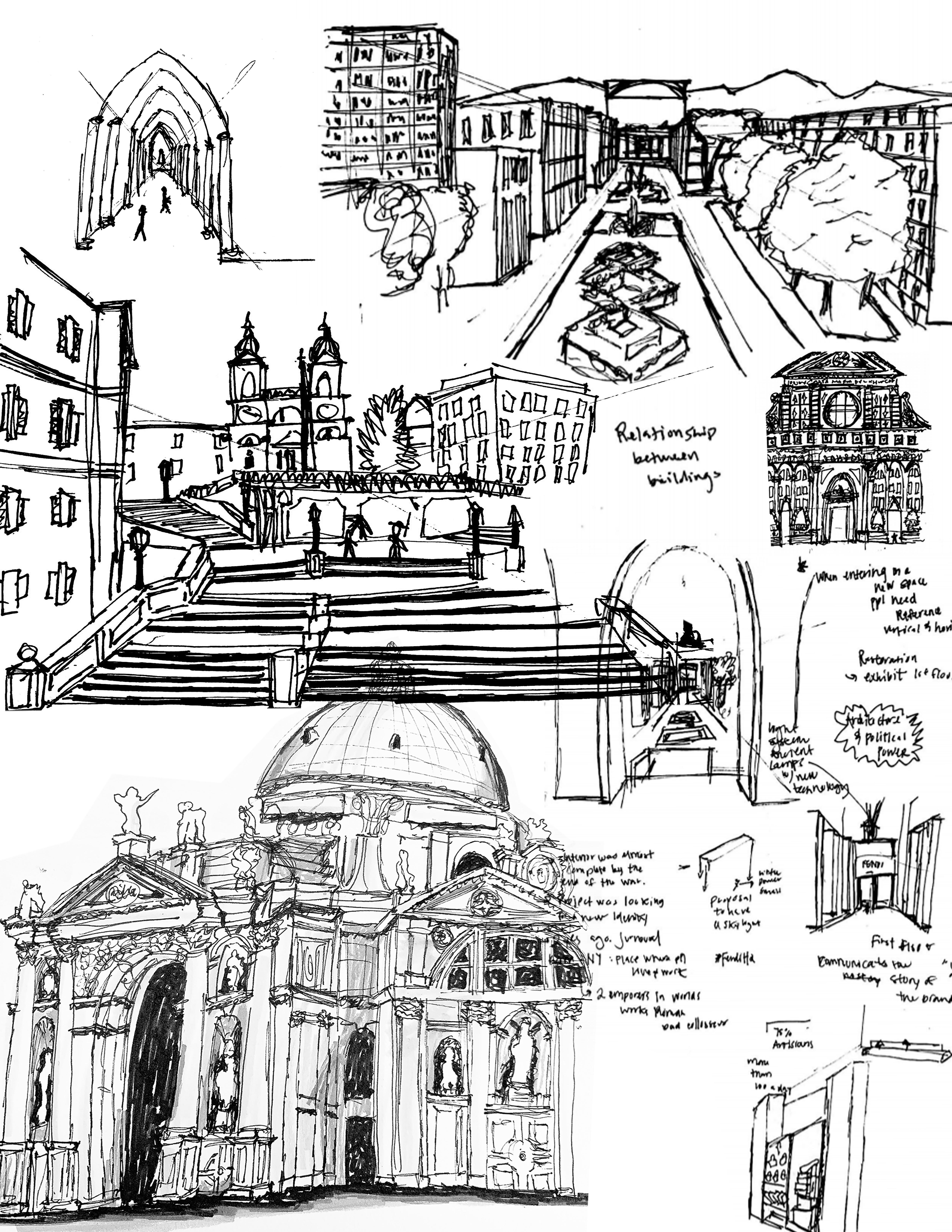 Italian Design Sketchbook