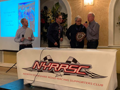 Best Mechanic/ Team Winners - Fran & Neil of Cowton Racing