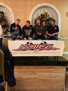 Jack Fowler, Brad Vicars, Stephen Parsons & Paul Marley
