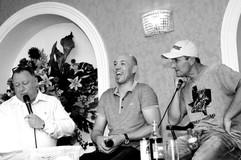 Larry Carter, Peter Hickman & Colin Edwards