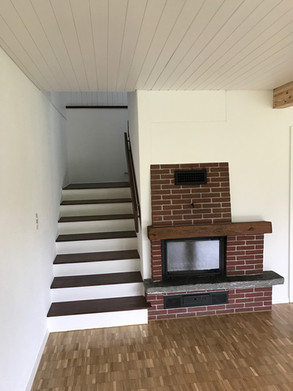 Stairs in Single Family Home