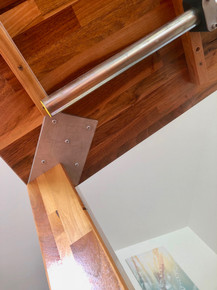 Dining Table / Bottom View