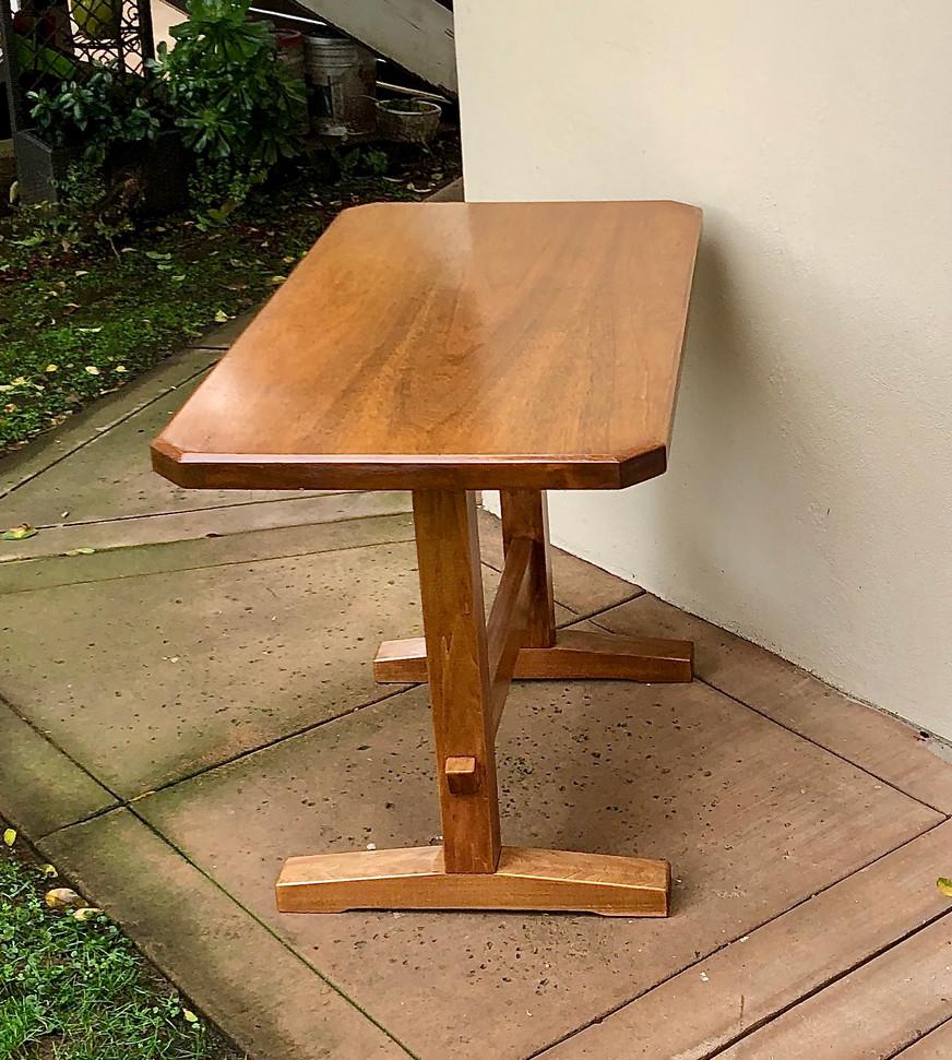 Custom Built Table Base