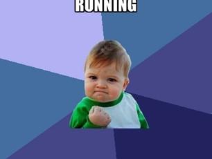 Fun Run - Reality or Oxymoron