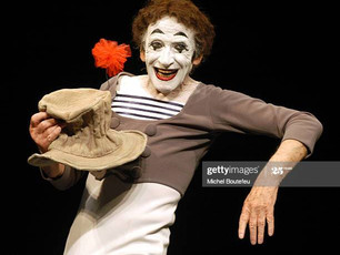 Another side of Marcel Marceau