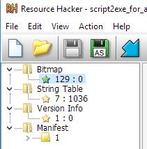 Unpacking script2exe Malware