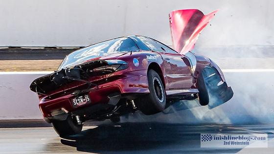 Brian Manski Crash