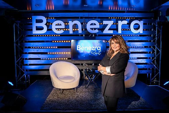 CreaTv_Benezra reçoit