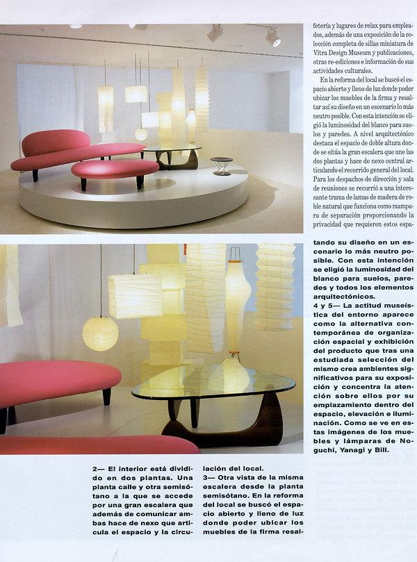 Picazo, I. ( Septiembre 2005 ). Showroom