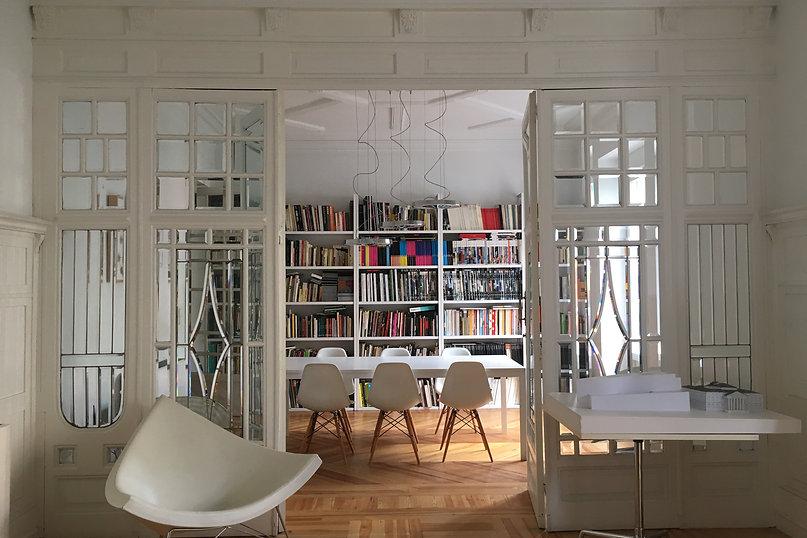 Carlos Manzano Arquitectos Madrid Estudio Diseño Interior