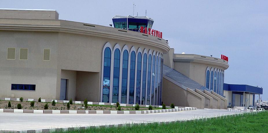 Nahçıvan Havalimanı 12