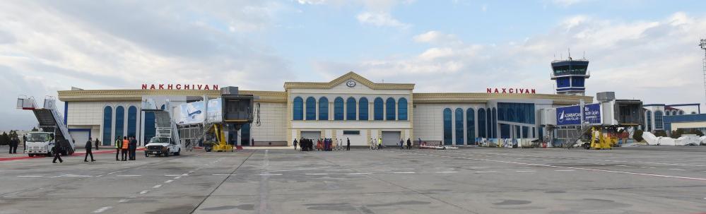 Nahçıvan Havalimanı 11