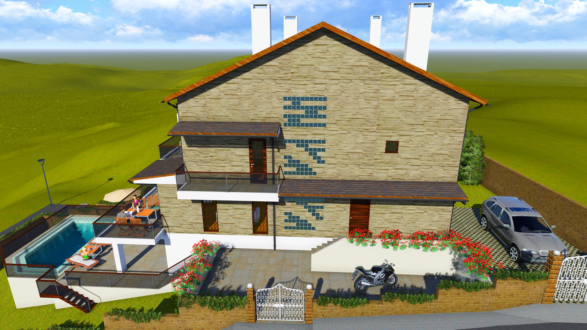Villa 2.1
