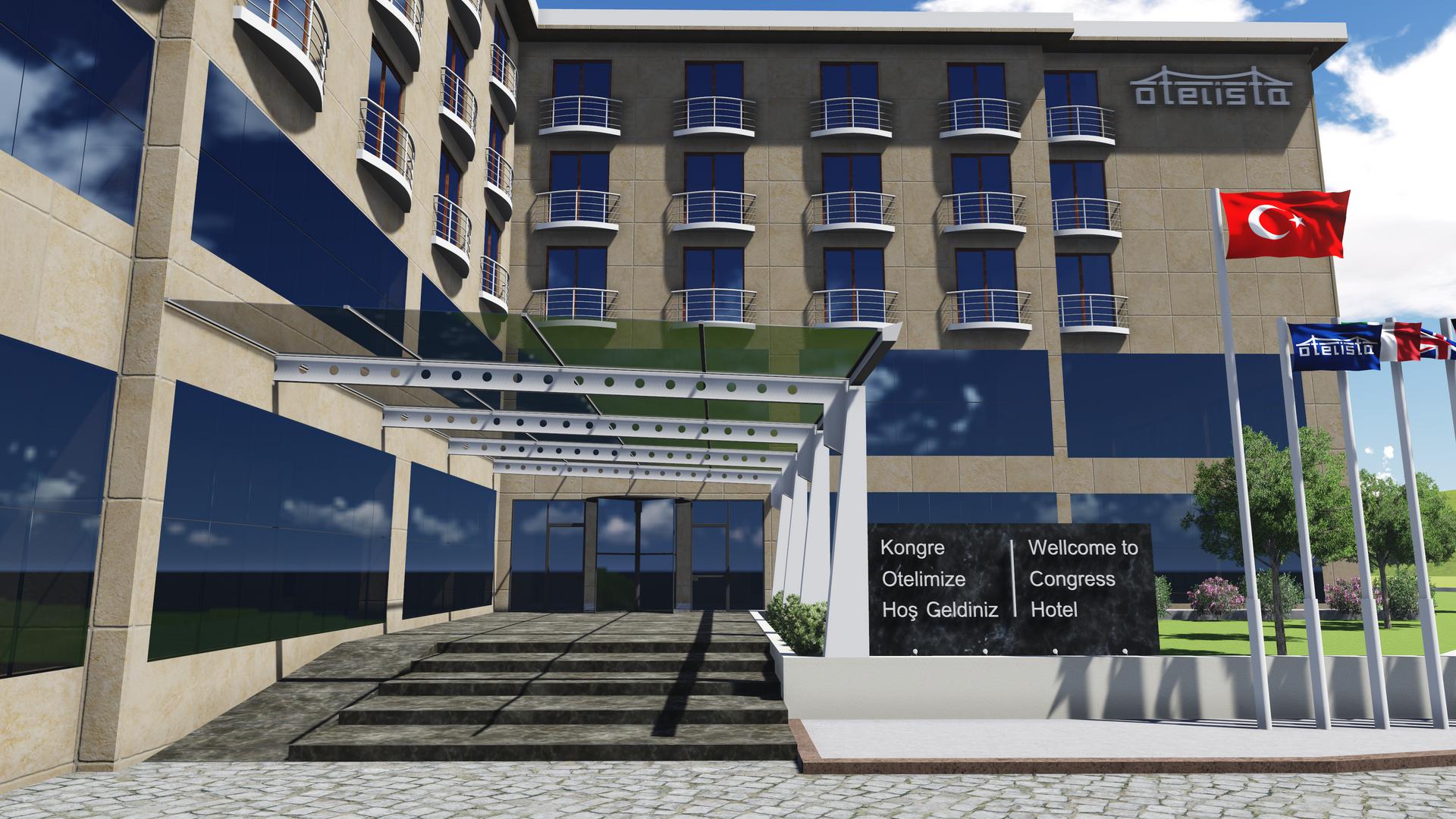 Kongre Oteli 2