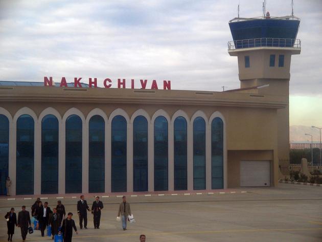 Nahçıvan Havalimanı 14