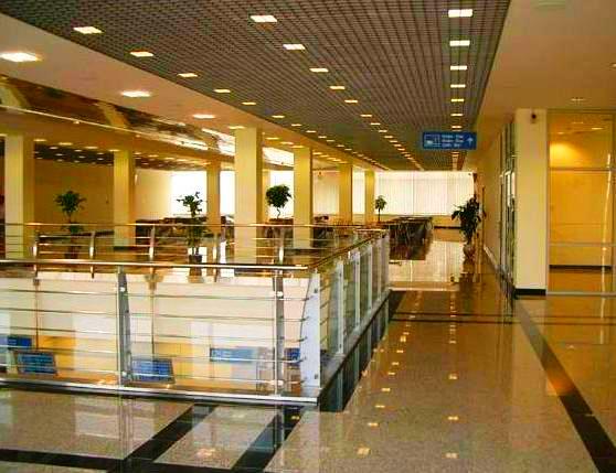 Kazan Havalimanı VIP Terminali 8