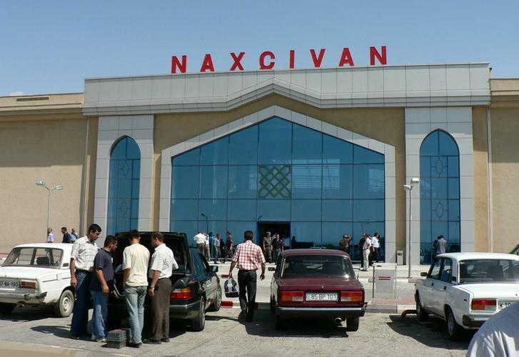Nahçıvan Havalimanı 13