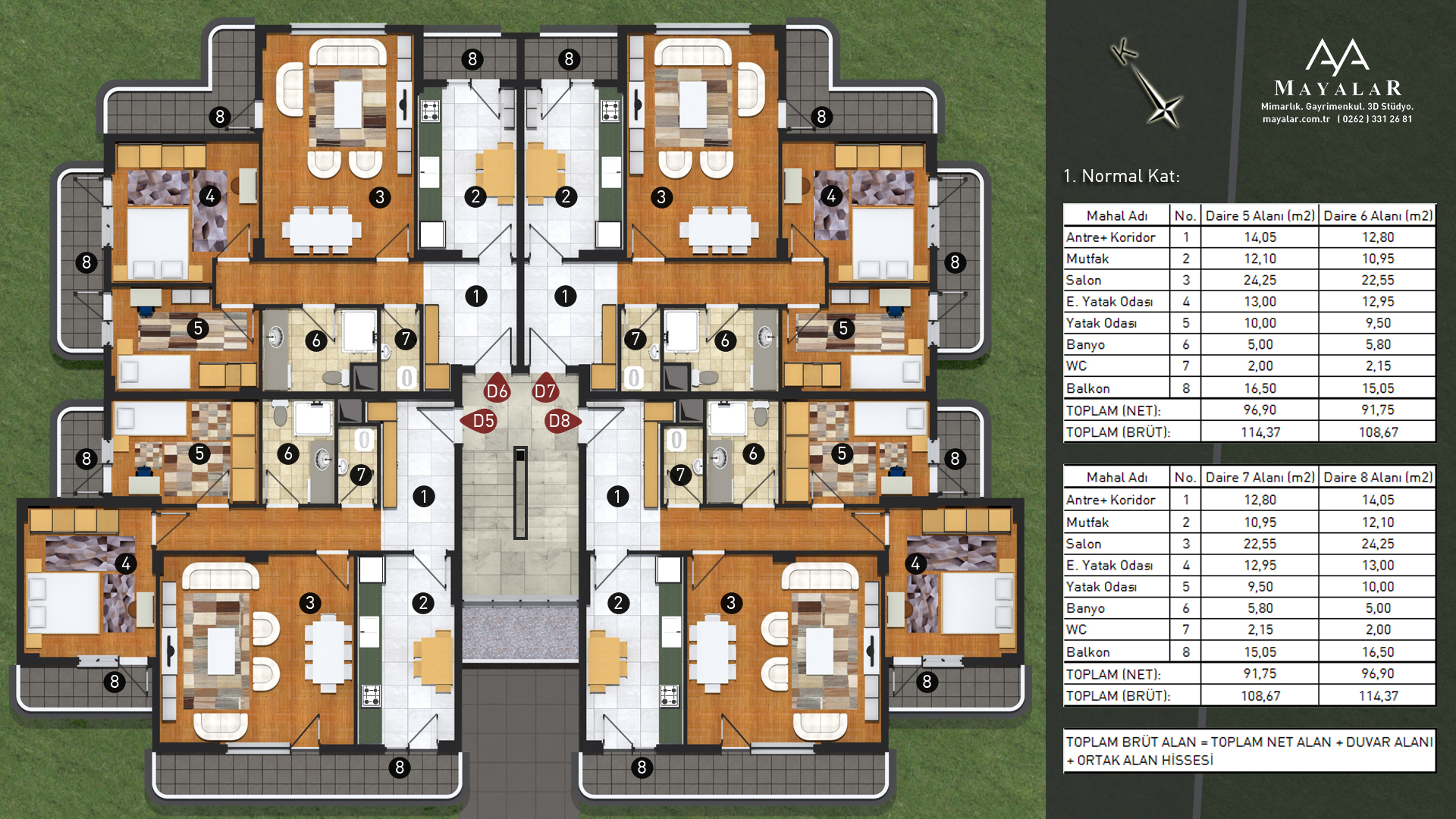 Apartman 3.2