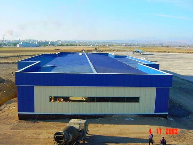 Nahçıvan Havalimanı 8