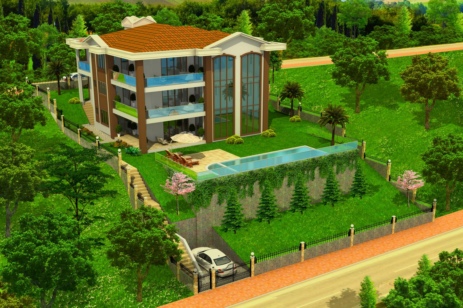 Villa 1.2