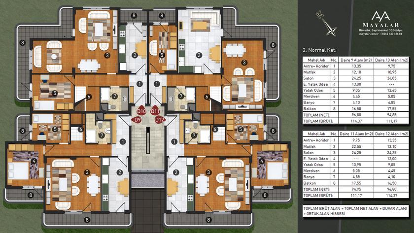 Apartman 3.3