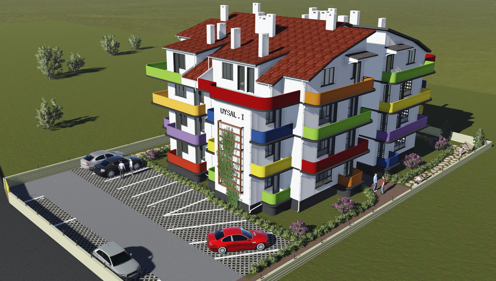 Apartman 1.1