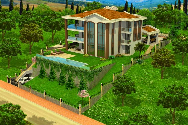Villa 1.3