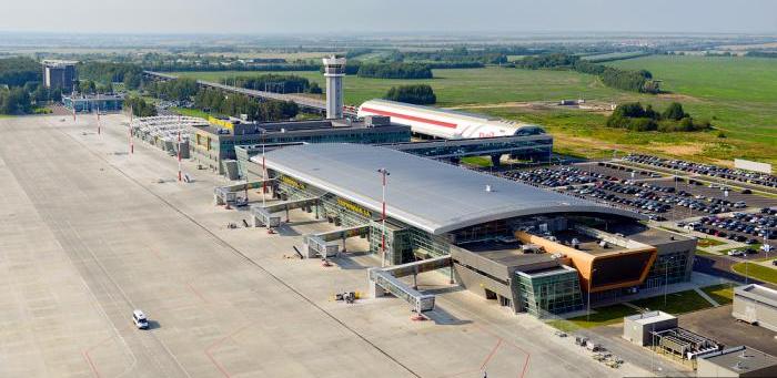 Kazan Havalimanı VIP Terminali 1