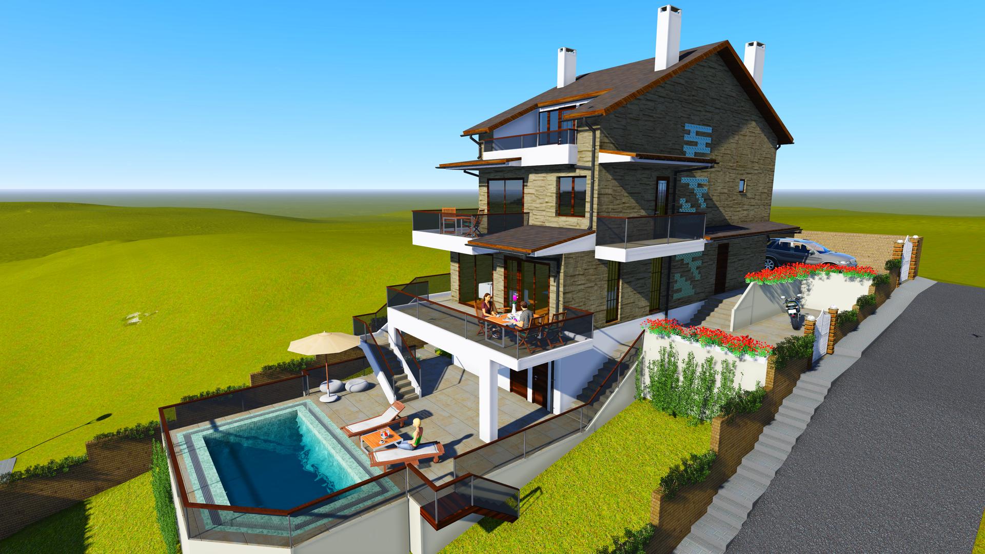Villa 2.2
