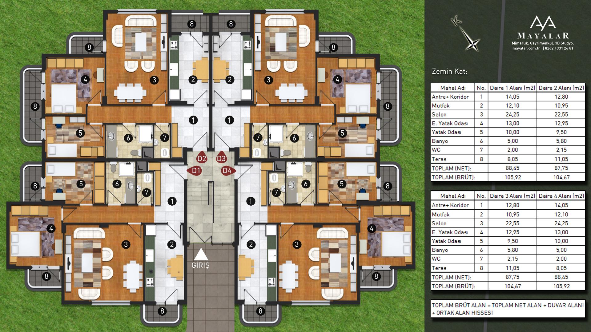 Apartman 3.1
