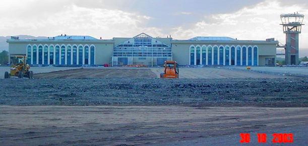 Nahçıvan Havalimanı 1