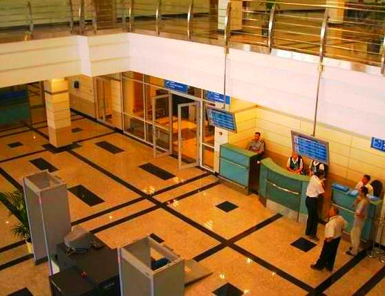 Kazan Havalimanı VIP Terminali 7