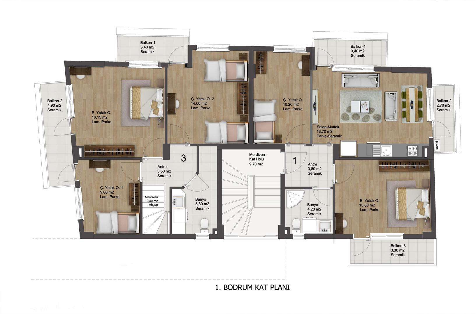 Apartman 4.6