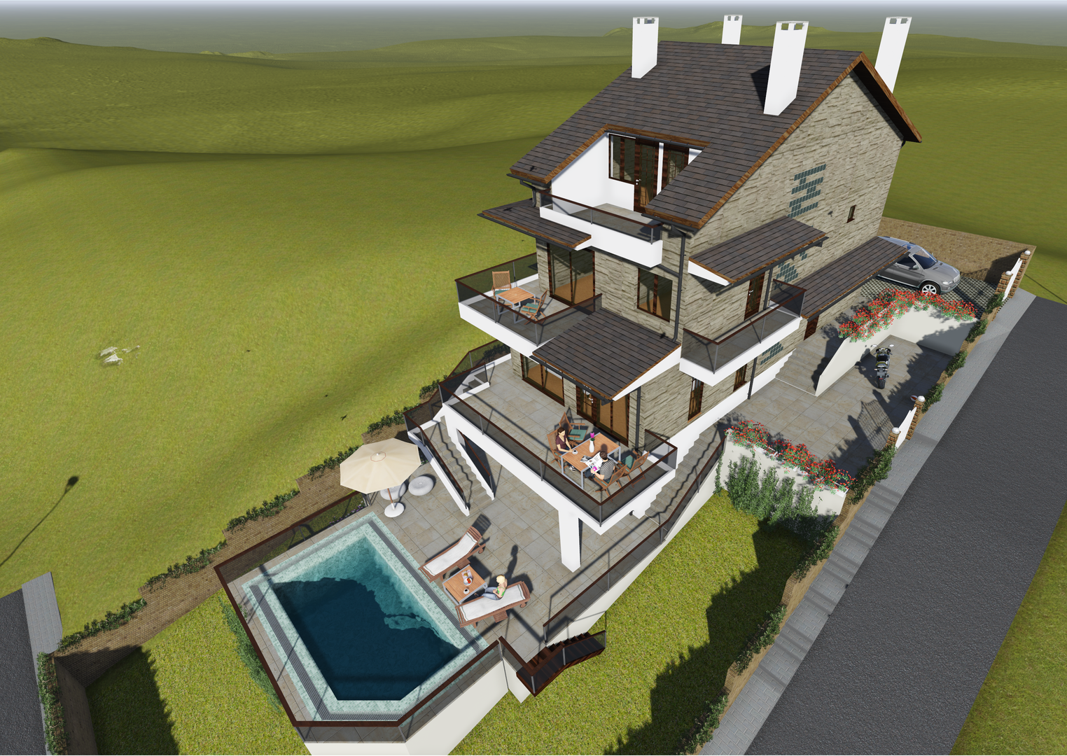Villa 2.3
