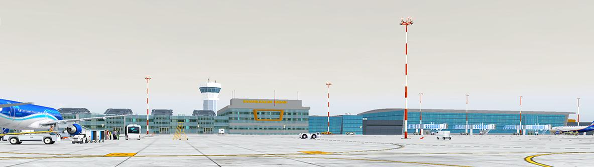 Kazan Havalimanı VIP Terminali 2