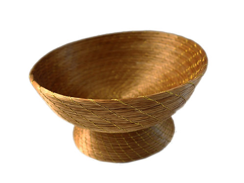 Bowl with attached base