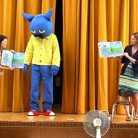 Pete the Cat Monroe